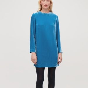 COS Velvet Dress NWT